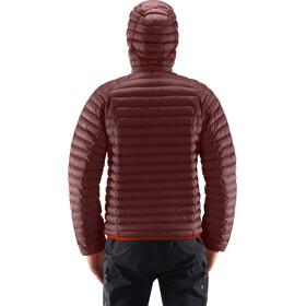 Haglöfs Rapid Mimic Hood Men, maroon red